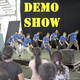 Visit one of our rehearsal or demo show in Munich in MUCCA
