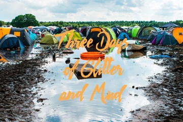 Three Days of Glitter and Mud / Fotobuch