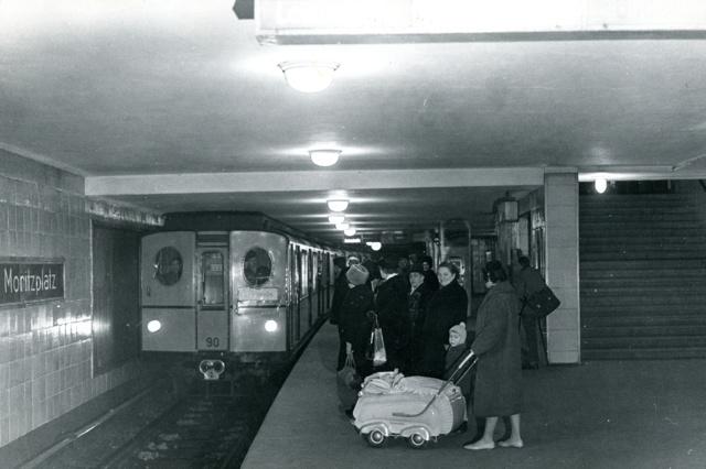 U8 - Stationen eines Jahrhunderts