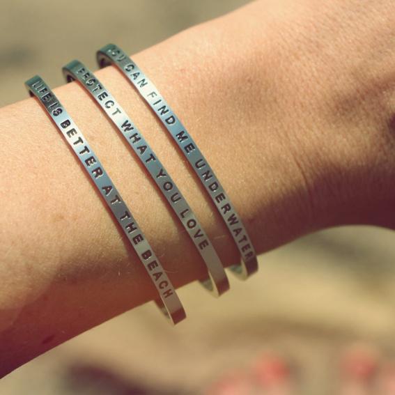 BIRU BIRU Reise-Armband