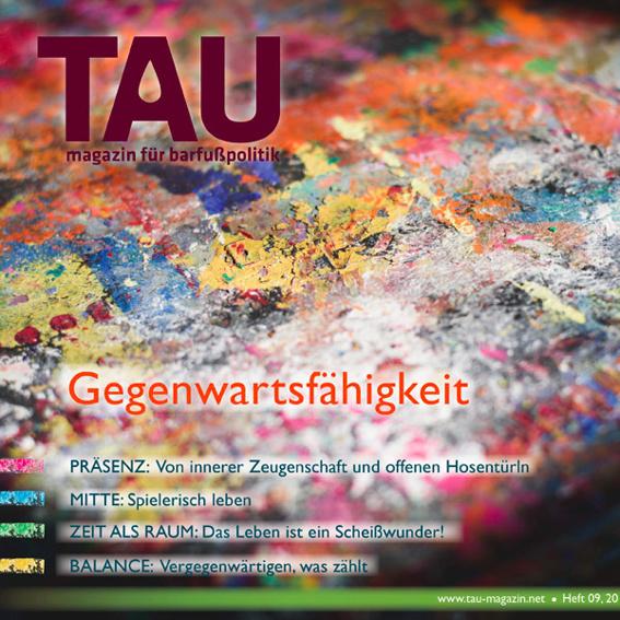 Tau Magazin Jahresabo + Buch