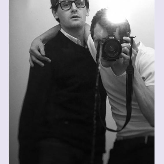 Werde selbst ein Oversize-Bild und genieße ein Fotoshooting mit dem Fotografen Harald Geil