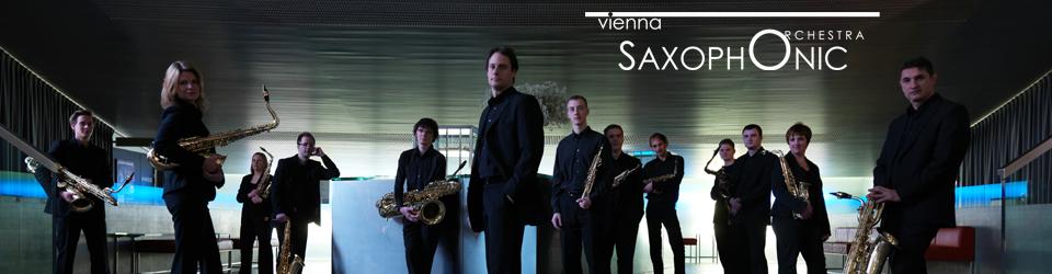 CD Projekt des Vienna Saxophonic Orchestras