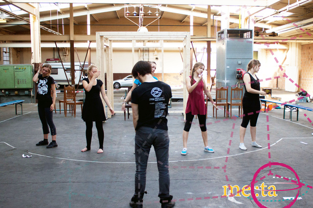 Musical-Workshopwoche me:ta Kassel '13-