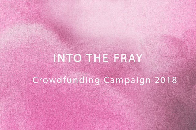 Into The Fray II EP Crowdfunding