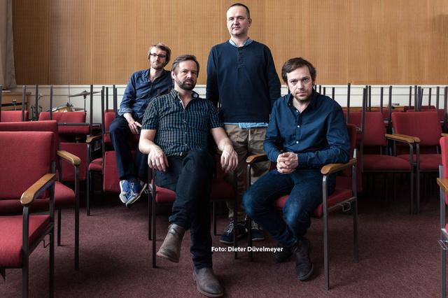 DIGITAL IMMIGRANT   Christian Krischkowsky Quartet
