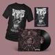 "Vinyl ""Hidden Places"" / Shirt-Paket"