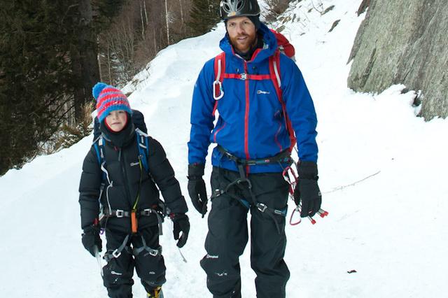 CITY to SUMMIT - Ein Film über ein Vater & Sohn Abenteuer