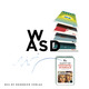 "WASD Nr. 1 + Quartett ""Videospielskandale + Siebdruckposter + Signatur (inkl. Versand)"