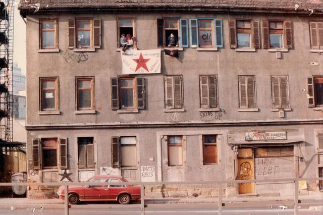 Wie der Punk nach Stuttgart kam...