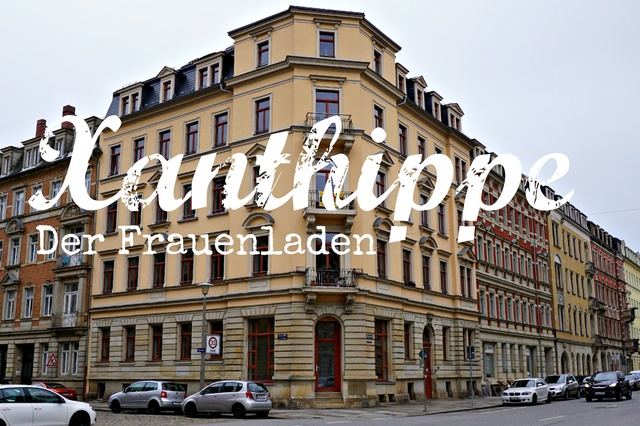 Xanthippe - Frauenladen & -café in Dresden