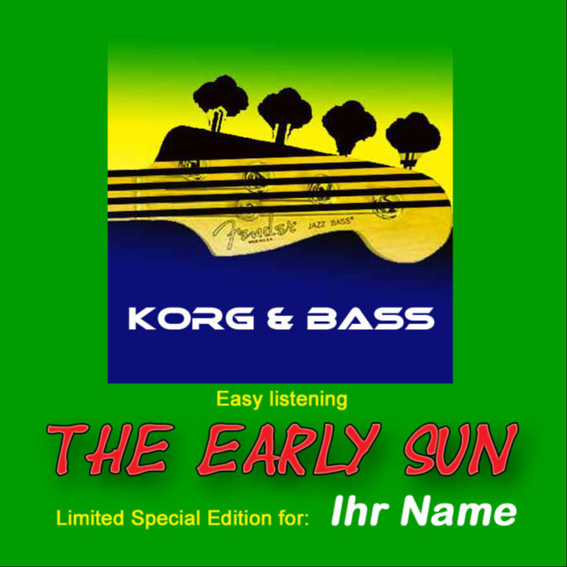 "Sound-CD  -   ""The Early Sun"""