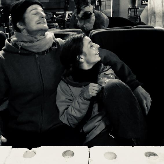 Patenschaft: Kinosessel Paar