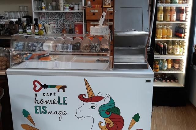 EISmagie im Café homeLE!