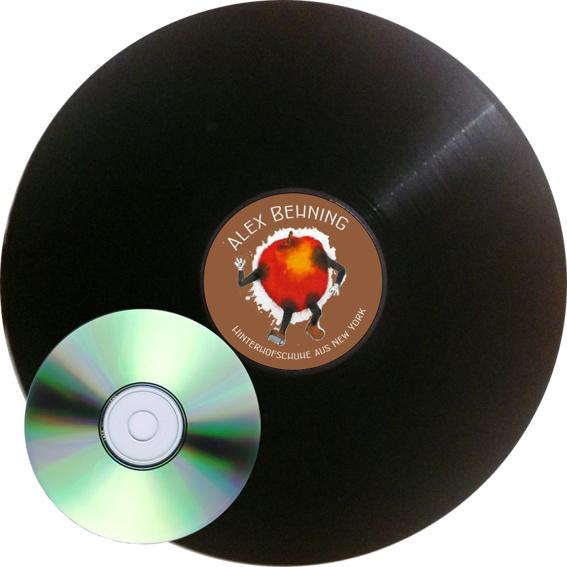 LP inkl. CD (signierte und limitierte Auflage)
