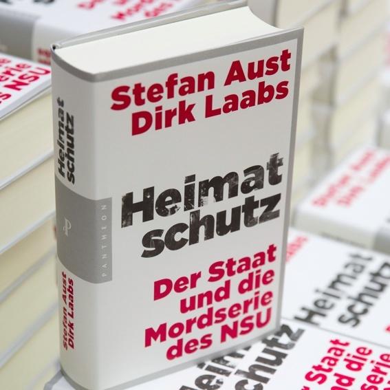 Nachgelegt: Stefan Aust/Dirk Laabs: Heimatschutz: Der Staat und die Mordserie des NSU