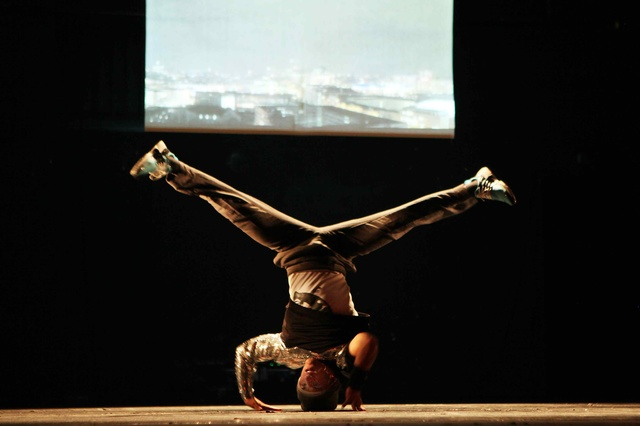 Fujiama Nightclub Urban Music & Dance Show