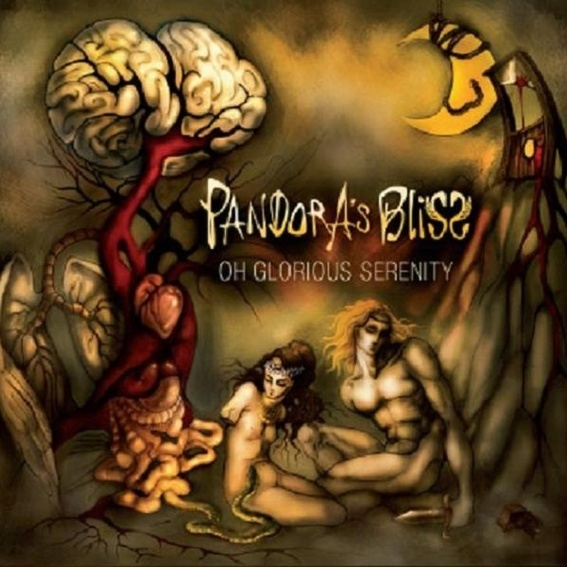 "Album ""Oh Glorious Serenity"" (Handsigniert)"