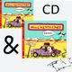 """CD """"Kurukuku"""" mit Artwork Cover, signiert"""