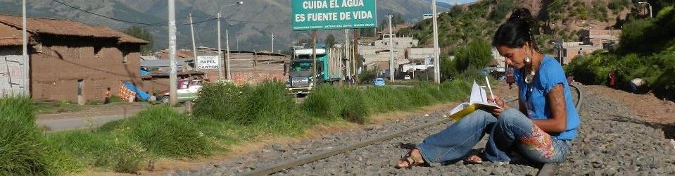Qayqa: ein deutsch-peruanischer Fantasieroman