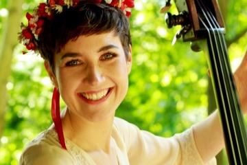 Judith Goldbach - Bartók CD-Produktion