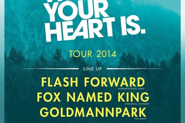 Flash Forward Deutschland-Tour 2014