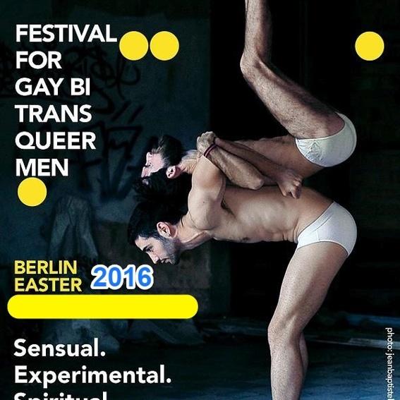 TOMBOY - Ticket für STRETCH  - Ein Festival für Männer (Berlin) + eine Einladung zu unserer Unterstützerparty