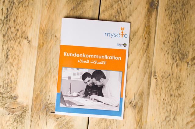 Myscio-Education: Ausbildung statt Abschiebung