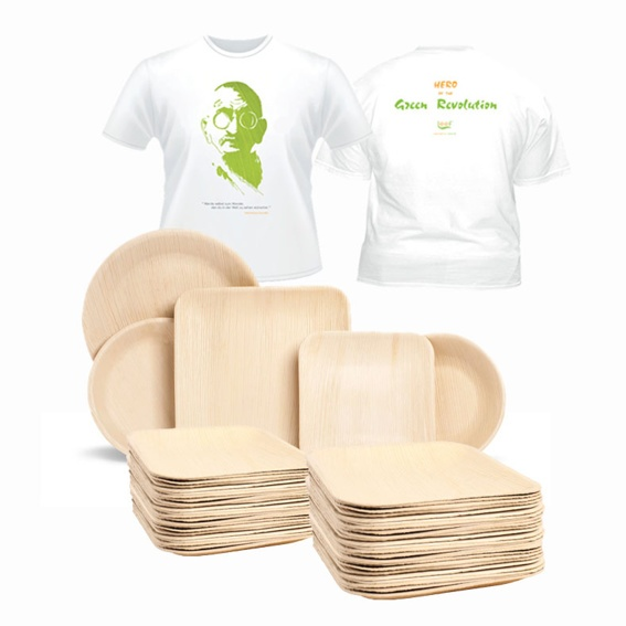 The 50-Plates-Deal + T-Shirt