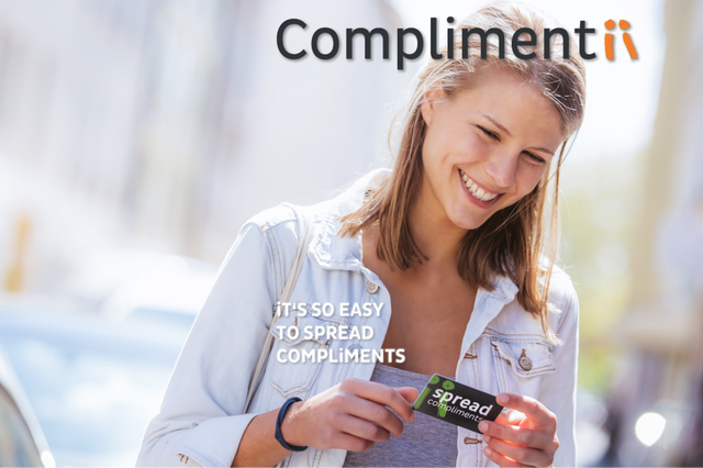 LET'S COMPLIMENT THE WORLD