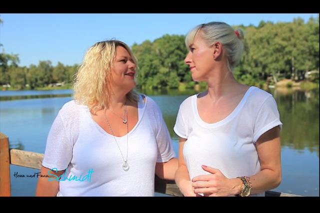 Herr und Frau Schmidt - Nachhaltige Haar-Freiheit!