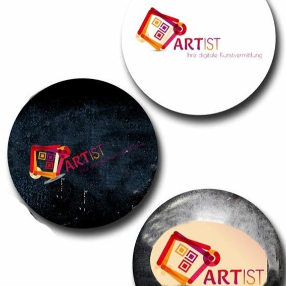 """""""Einfach nur so"""" - ARTist Anstecker / Batch"""