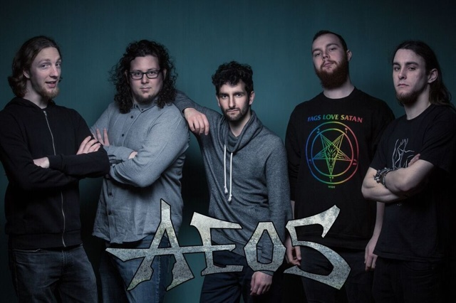 AeoS - Live EP for 2017