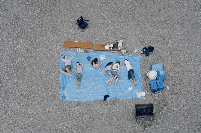 IN TRANSIT - Der Blick der Anderen: Partizipatorisches Fotoprojekt