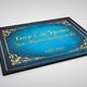 "Mousepad ""Fairy Tale Heroes"""