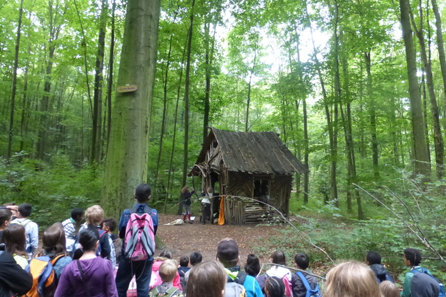 8.Internat. Waldkunstpfad