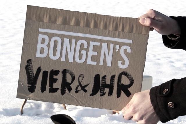 BONGEN'S vier und ihr