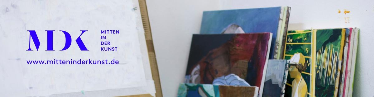 Mitten in der Kunst
