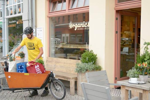 Ella - Lastenräder für Erfurt