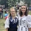 Christine und Chantal