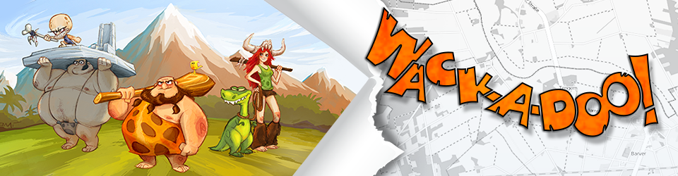 Weiterentwicklung von Wack-A-Doo
