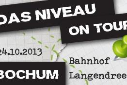 Das Niveau - Rockt! - BOCHUM (Bahnhof Langendreer)