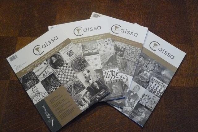 Caissa - Zeitschrift für Schach und Brettspiele