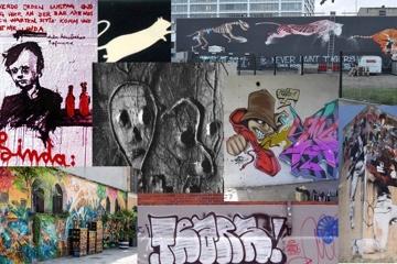 Street Art/Urban Art - Buch verlegen