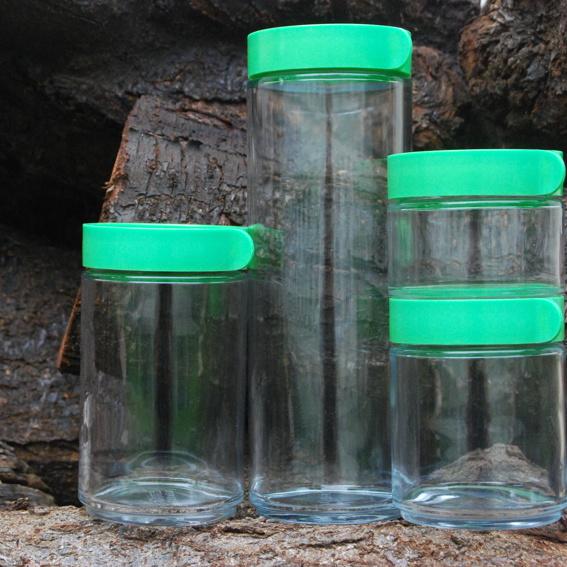 Glasslock 4er Set Aufbewahrungsdosen