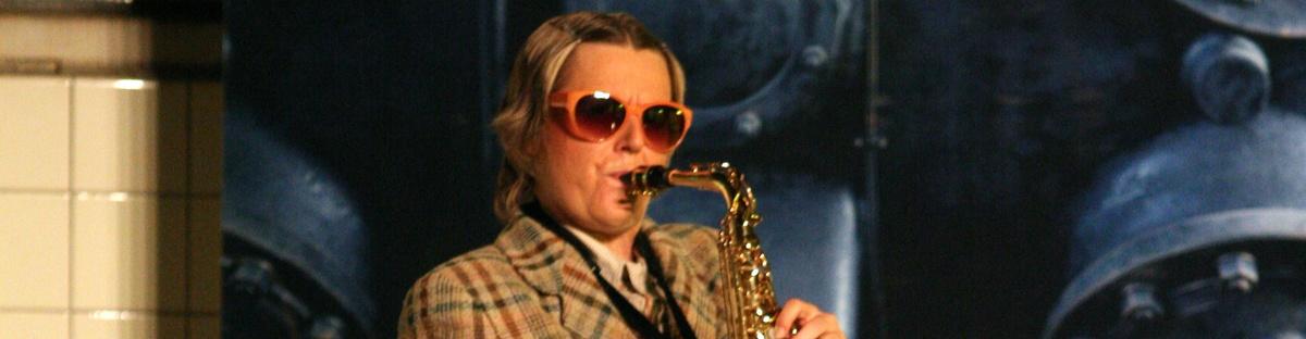 EMMI MEYER - Saxophonstar in Spé. Der Imagefilm