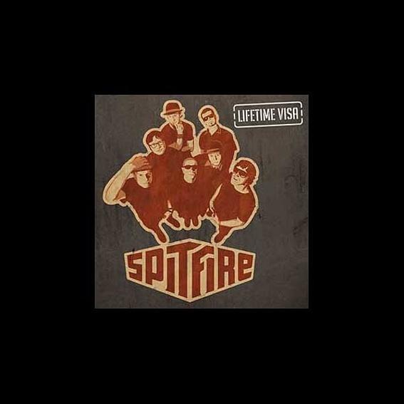 Spitfire - Lifetime Visa CD