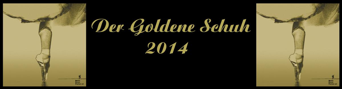Der goldene Schuh 2014