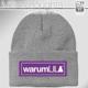 warumLila Beanie – LIMITED Edition