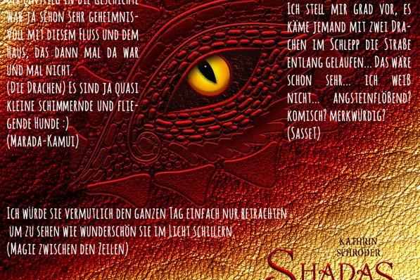 Hörbuchproduktion Drachenfantasy Shadas Quelle